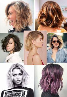 Depois da onda do Long Bob – que eu continuo amaaando – surgiu um novo comprimento que deixa qualquer menina com um estilo super cool, o Wob Hair, corte beeem curtinho na altura da nuca. O estilo dess