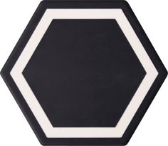 Geometric Inlay White Ebony