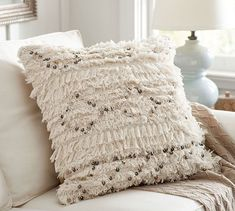 already have this pillow! Moroccan Wedding Blanket Pillow Covers | Pottery Barn