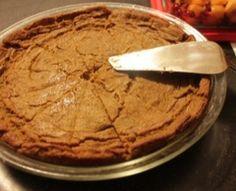 Pumpkin Pie (Crustless)