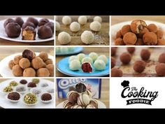 8 Easy Truffle Recipes - YouTube Chocolate Cheese, Chocolate Sprinkles, Chocolate Treats, Chocolate Hazelnut, Chocolate Truffles, Chocolate Peanut Butter, White Chocolate, Chocolate Basket, Fudge