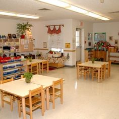 There's just nothing like a Montessori classroom, is there?