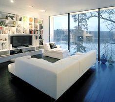 El Sofá para Salones Modernos