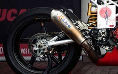 Radical Ready Race - RocketGarage Cafe Racer
