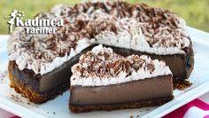 Kahveli Cheesecake Tarifi Krispie Treats, Rice Krispies, Cheesecake, Cooking, Desserts, Recipes, Food, Kitchen, Tailgate Desserts