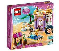 Japan LEGO - Lego Disney Princess Jasmine of exotic Palace 41061 *AF27*...