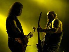 Music Wallpaper: Slayer - Rock in Rio 2013
