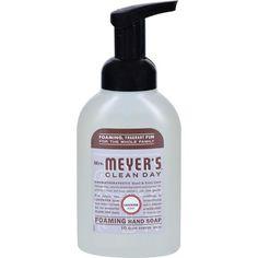 Mrs. Meyer's Foaming Hand Soap - Lavender - 10 fl oz