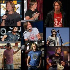 Keith's graphic tee shirts!!