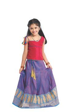 Girls Wear15 - RmKV Silks