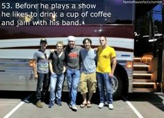 Hunter Hayes Facts!