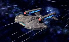 NV class on Warp Speed commission for Rendered in 3d Max 10 Background Nebula painted in Paint Shop Pro 7 Warp Effect by me NV class by Mike Wright Like my Star Trek Artworks? Take a look at this: