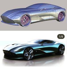 😄Aston Martin DBS GT Alias🙂 ING~ reference - Aston Martin DBS GT official.  #aliaschallenge <--- please join us.  #modeling #alias… Surface Modeling, 3d Modeling, Aston Martin Dbs, Car Sketch, Automotive Design, Concept Cars, Design Model, Join, Cyberpunk