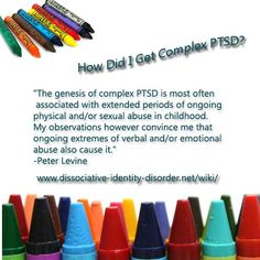 Image result for c-ptsd infographic