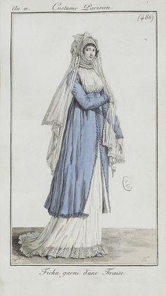 1802-1803 Costume Parisien
