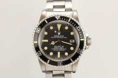 Rolex Sea-Dweller 1665 Vintage Automatic Dive Watch Circa 1970s