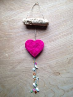 A personal favourite from my Etsy shop https://www.etsy.com/uk/listing/471505913/driftwood-and-heart-boho-chic-decor