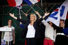 Μπουρλότο στο Βερολίνο βάζει η Λε Πεν: Αν εκλεγώ, θα κάνω δημοψήφισμα να φύγουμε από την Ε.Ε.