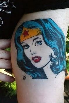 Wonder Woman - Love it!