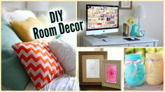 DIY Room Decor ♡ Cute and Affordable Decorations!