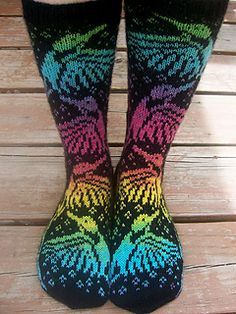 Birdsocks pattern by Natalia Moreva My Ravelry store is closed. Beginner Knitting Patterns, Fair Isle Knitting Patterns, Fair Isle Pattern, Knitting Charts, Knitting For Beginners, Knitting Projects, Knitting Socks, Hand Knitting, Crochet Patterns
