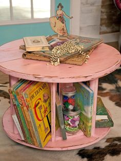 Learn how to repurpose common everyday items -- like ladders, tin cans and rakes -- and turn them into clever household storage solutions. Here are 30 ideas you'll be dying to try.