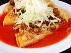 Receta: Tacos Dorados estilo Guadalajara – Zona Guadalajara