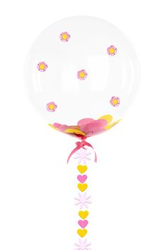 Mothers Day Bonjour Balloons! How fun!