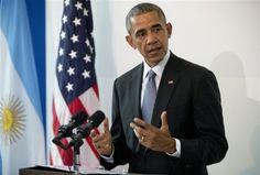 Obama admite EEUU tardó en defender derechos humanos...