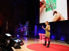 Leah Buechley has done some interesting work tightly tied to design. This is a link to her TED talk on sketching electronics but she has other work on the LilyPad Arduino and e-textiles as the merger of craft and electronics as a way of inviting more diversity into STEM.