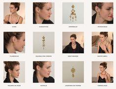 more from the belle gold website we designed for Susan Bell in Santa Fe