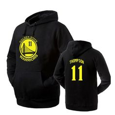 NBA Golden State Warriors Klay Thompson THOMPSON #11 new pullover hoodie