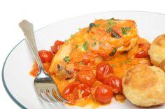 Rachael Ray's Smoky Spanish Hunter's Chicken