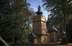 Cerkiew w Hańczowej | Beskid Niski #Hańczowa #cerkiew #BeskidNiski #Poland #Polska