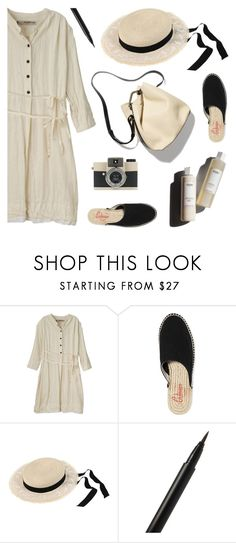 """""""Espadrilles"""" by deepwinter ❤ liked on Polyvore featuring Castañer, Maison Michel, 3.1 Phillip Lim, Garance Doré, NARS Cosmetics and espadrilles"""