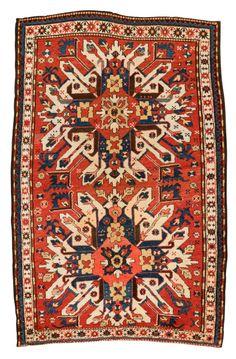 Adler Kazak – 150×230 cm Gabriel, Bohemian Rug, Home Decor, Eagle, Antiquities, Patterns, Kunst, Nice Asses, Archangel Gabriel