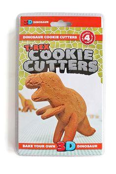 Dino koekjesvorm T-rex