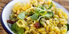 Valmista Pinaattinen pastasalaatti tällä reseptillä. Helposti parasta!