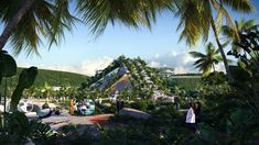 BIG, Hijjas and Ramboll selected as winners of the Penang South Islands Design Competition Urban Landscape, Landscape Design, Plan Maestro, Penang Island, Sustainable Tourism, Island Design, Design Competitions, Urban Life, South Island