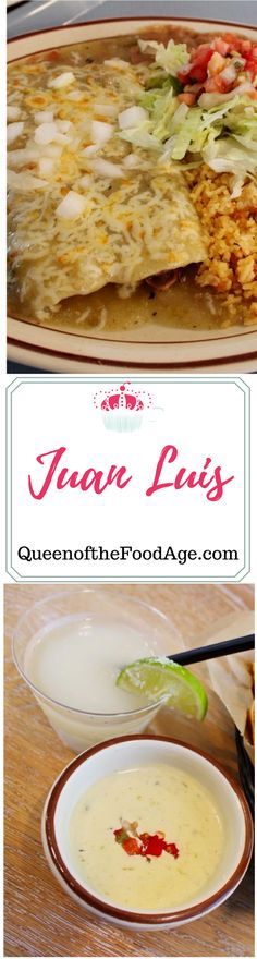 Review of Juan Luis restaurant in Charleston SC by Queen of the Food Age