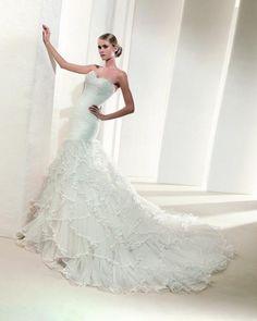 La Sposa Wedding Dress My dress <3