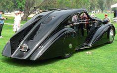 Rolls Royce Phantom I Jonckheere (1935)