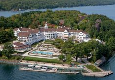 Review: The Sagamore Resort on Lake George, New York