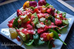 Oh this wonderfully, beautiful salad screams Spring and at a time I am desperate for a change in weather. It was all destined to be the death of me. I make these salads all the time and the one depicted in the picture is one of my favorite ways to do it. However, when I...Read More