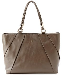 Spotted this Cole Haan Adele Large Leather Tote on Rue La La. Shop (quickly!).