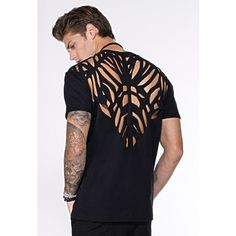 T Shirt Nature - Corte á Laser