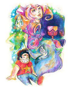 Steven Universe by Sara Baldwin