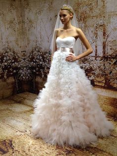 ... wedding dress after you've completed I love it