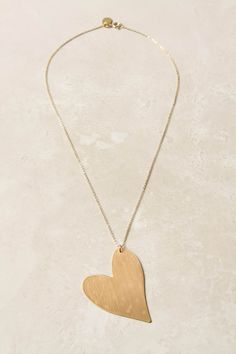 Anthropologie - Sentimental Necklace, #necklace
