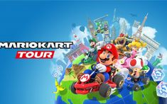 Mario Kart Mobile Game Finally Getting Real-Time Multiplayer Mario kart tour hack is now available for android and ios. Generate unlimited rubies with this awesome Mario kart tour mod cheats tool. Visit the site below. Mario Kart 8, Nintendo Mario Kart, Nintendo News, Video Game News, News Games, Video Games, Android, Nintendo Switch, Fire Emblem